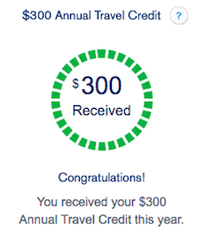 Chase Travel Credit