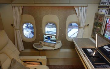 Emirates New First Class – 14