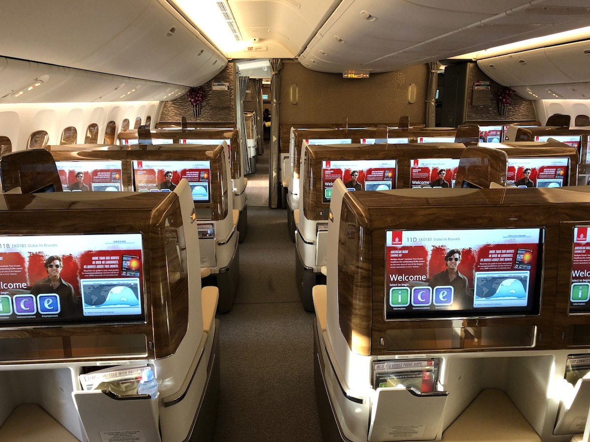 7 Reasons Emirates New First Class Is The Most Extra