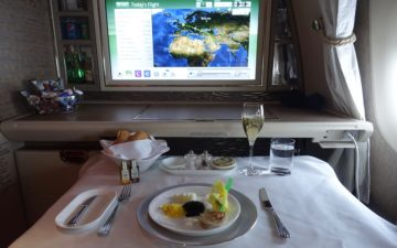 Emirates New First Class – 95