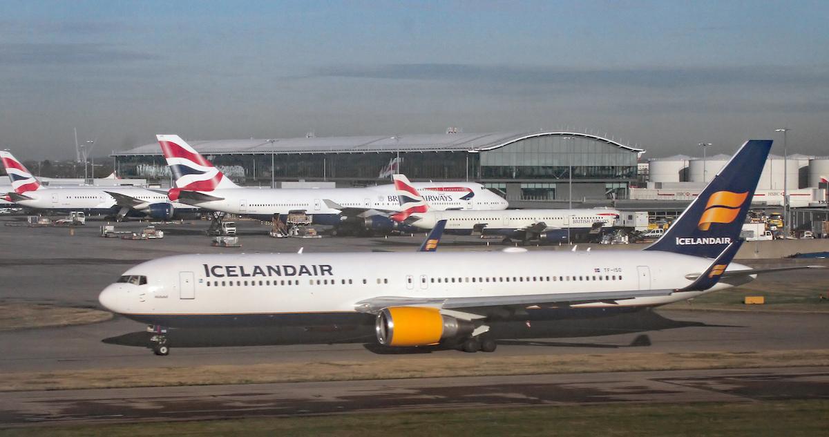 Icelandair Flights Today