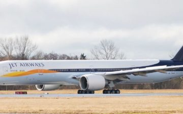 Jet Airways 777