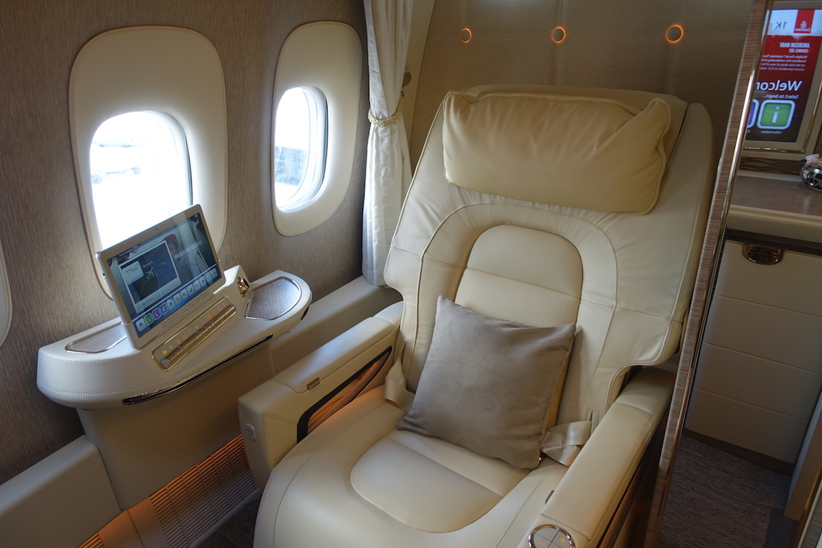 New Emirates First Class 1