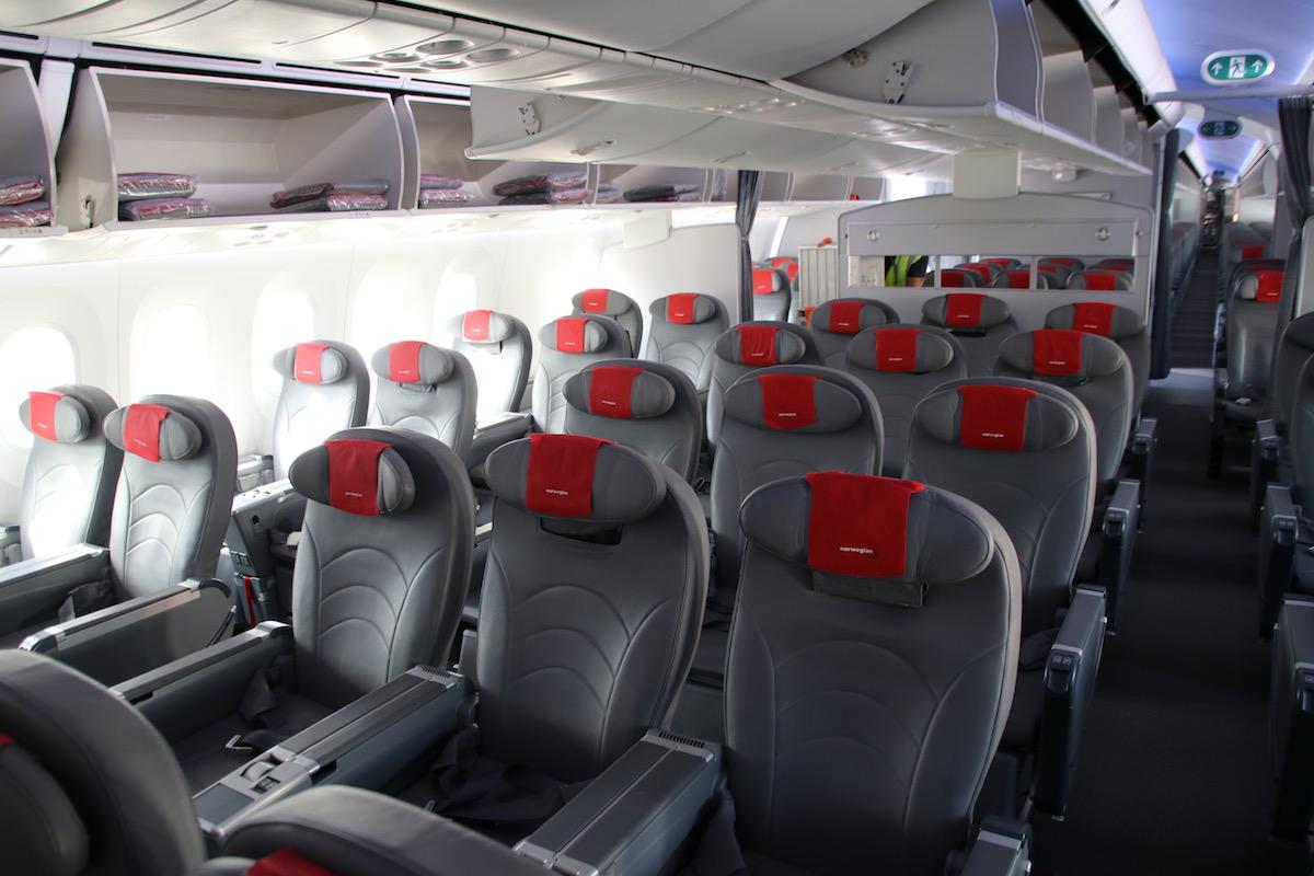 Exceptional Norwegian Premium Cabin