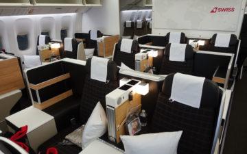 Swiss Business Class 777 – 5