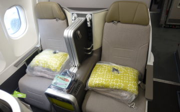 Tap Portugal A330 Business Class – 2