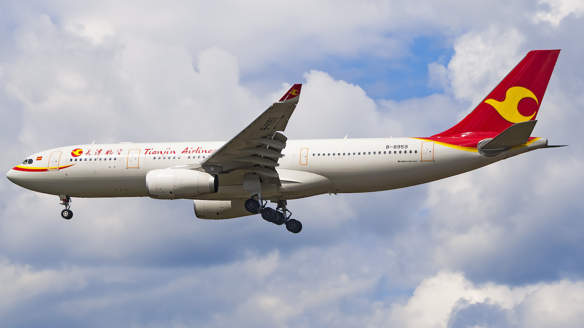 Tianjin Airlines Wants To Launch Flights To Los Angeles