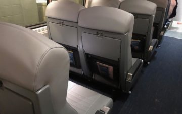 Amtrak Seats 006