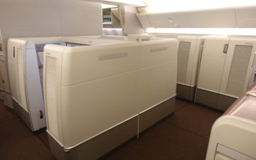 China Eastern 777 First Class – 3