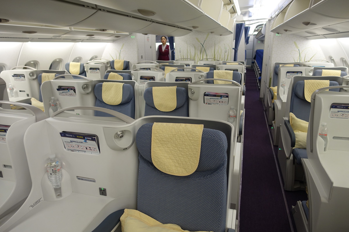 Review china southern business class a380 los angeles to - China southern airlines hong kong office ...