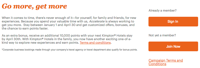All IHG Members Can Now Earn 10K Points For Their Next Kimpton Stay
