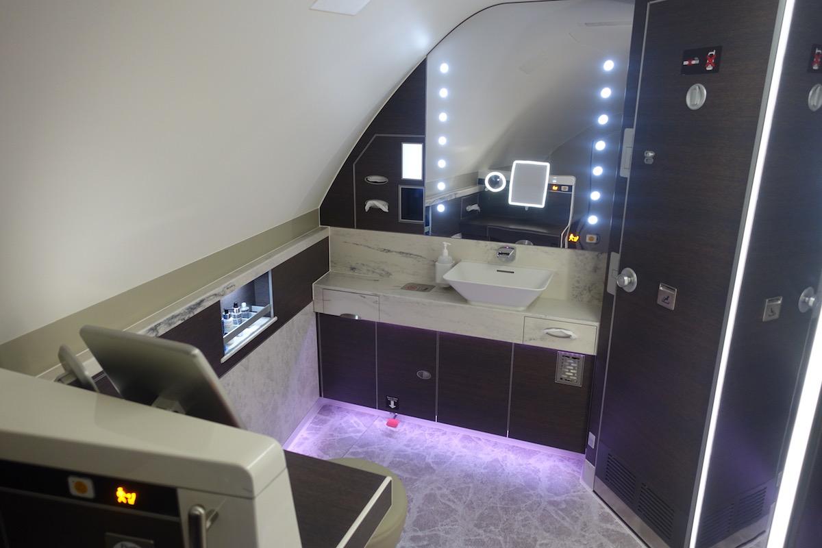 New Singapore A380 Suites 13