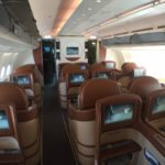Oman Air Business Class 1