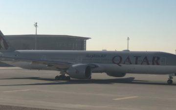 Qatar Qsuites Business Class – 28