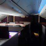 Qatar Qsuites Business Class – 52