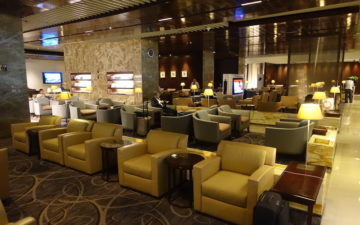 Singapore Airlines Lounge – 11