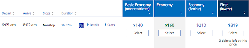 United Basic Economy Passengers Can Now Pay To Assign Seats