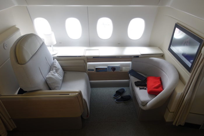 HURRY: Cheap Air France First Class Fares From Istanbul To Sao Paulo
