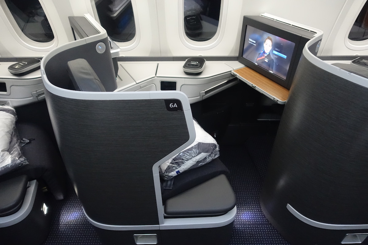 American 787 9 Business Class In 10 Pictures One Mile At