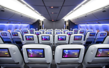 British Airways New Cabins 4