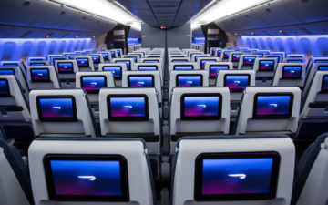 British Airways New Cabins 9