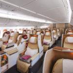 Emirates 777 200 Business Class