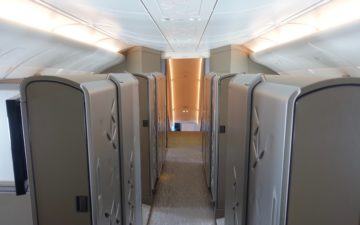 Singapore Airlines New Suites A380 – 1