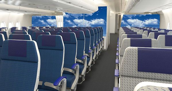 Ana S New A380 Cabins Seatmap Revealed One Mile At A Time