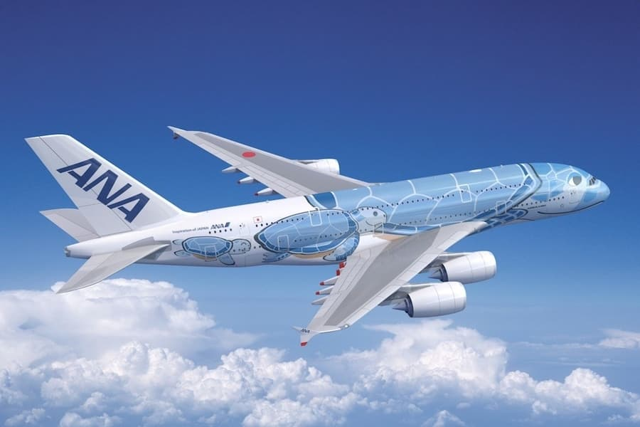 ANA A380 Now Bookable (Including First Class Award Seats!)