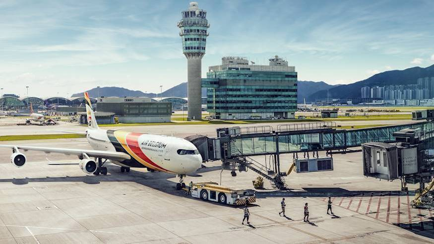 Booked Air Belgium Ukraine International Airlines And Hong Kong Airlines Maybe Luggage Heros