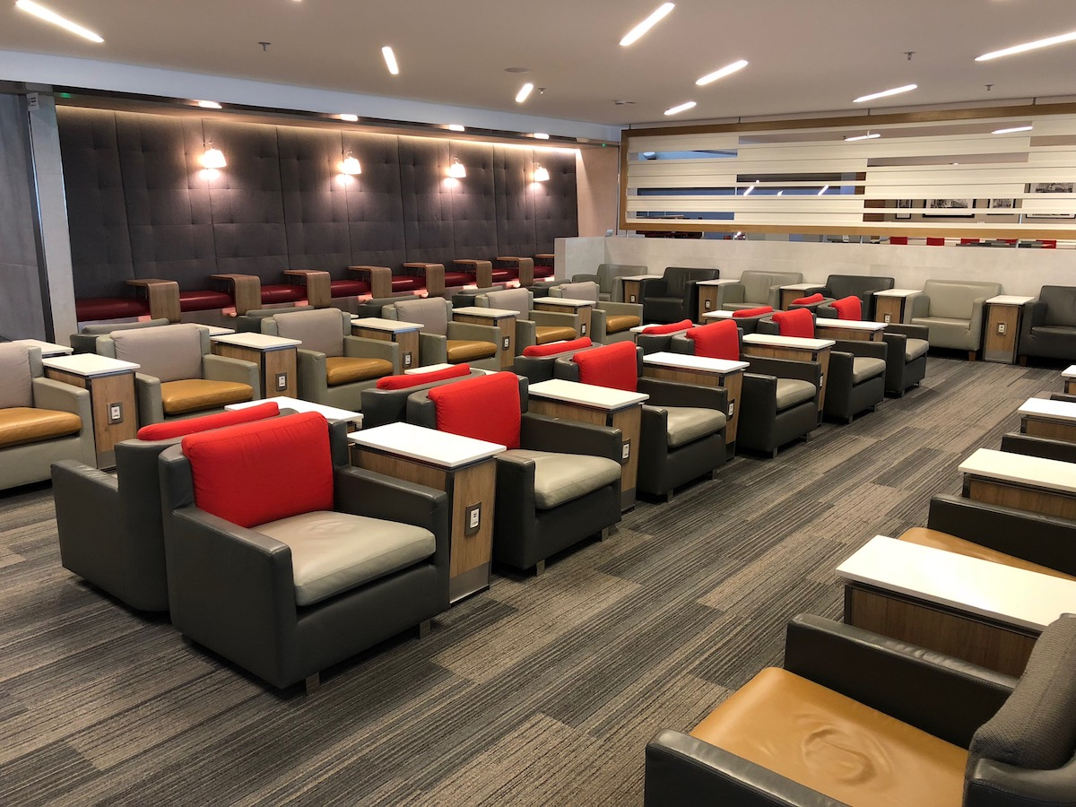 Review: American Admirals Club Sao Paulo Airport - One Mile at a Time