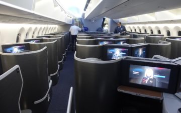 American Business Class 787 – 1