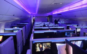 Delta Business Class A350 – 64