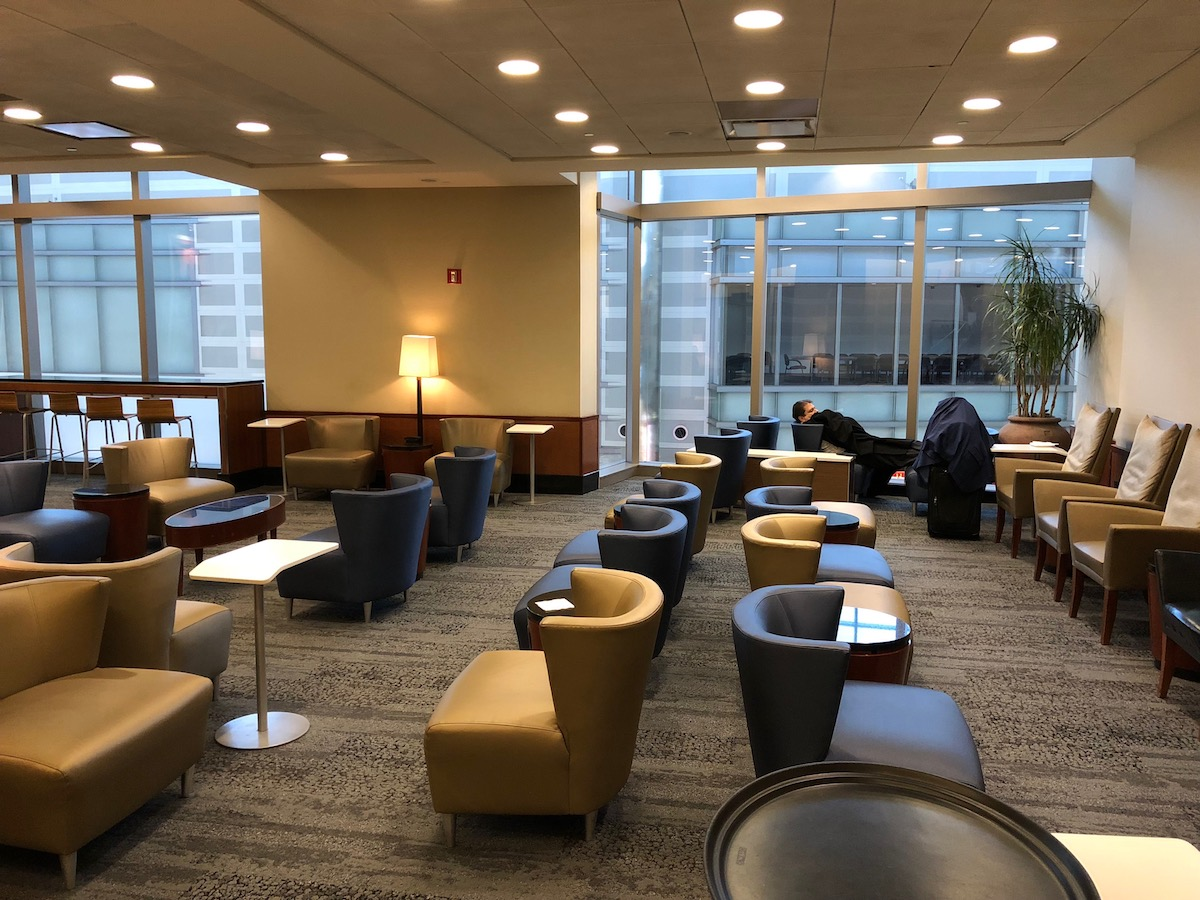 Review: Delta SkyClub Detroit Airport | One Mile at a Time