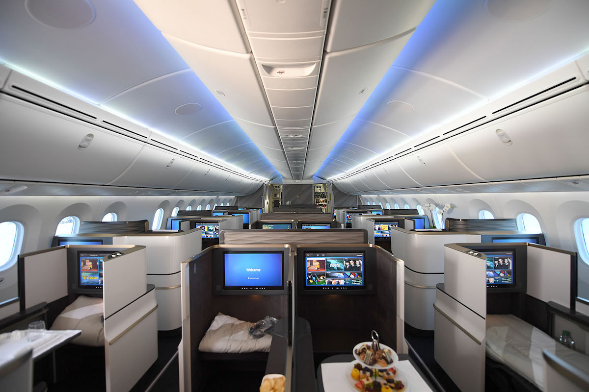 Revealed Gulf Air S Incredible New 787 Business Class