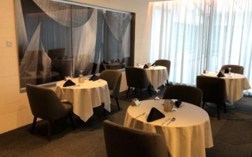 Star Alliance First Class Lounge Los Angeles – 18