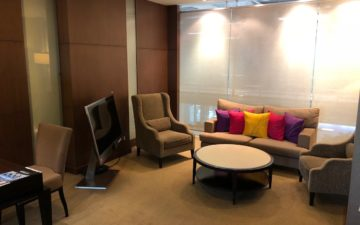 Thai Airways First Class Lounge – 26