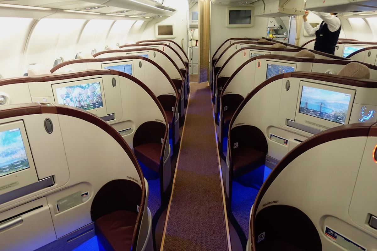 Turkish 787 Seatmap Revealed: New Business Class Hints | One Mile at