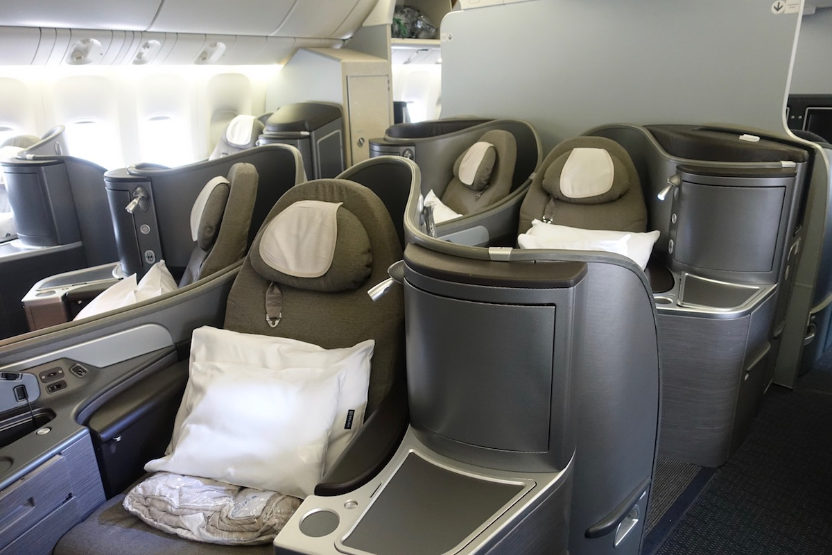 United No Longer Letting 1ks Assign International First Class Seats In Advance One Mile At A Time