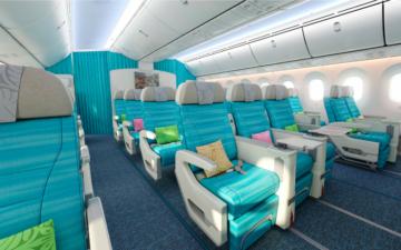 Air Tahiti Nui 787 Premium Economy