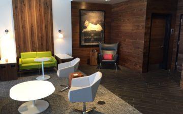 Centurion Lounge Seattle