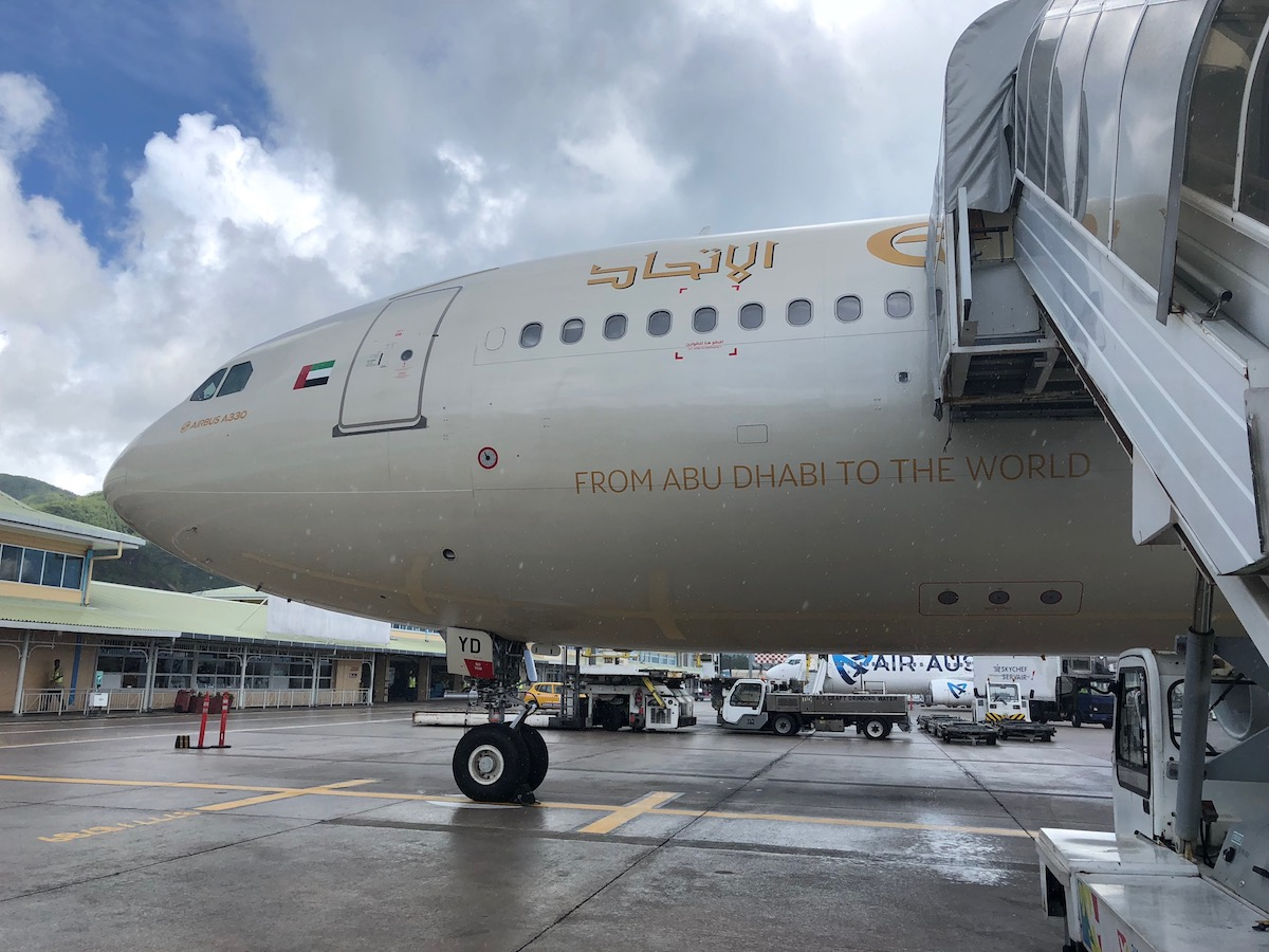 Etihad Selling 38 Aircraft For $1 Billion