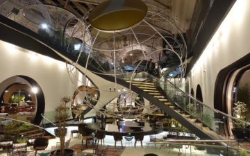 Turkish Airlines Lounge Istanbul – 40