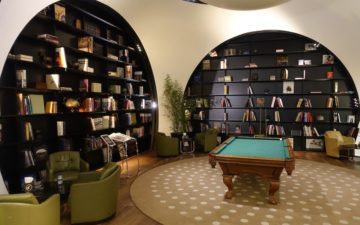 Turkish Airlines Lounge Istanbul – 6
