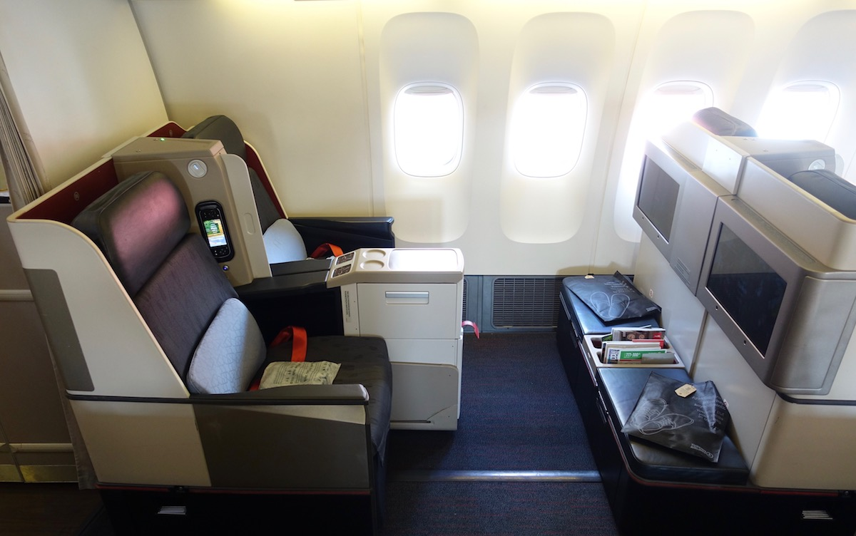 review turkish airlines business class 777 istanbul to. Black Bedroom Furniture Sets. Home Design Ideas