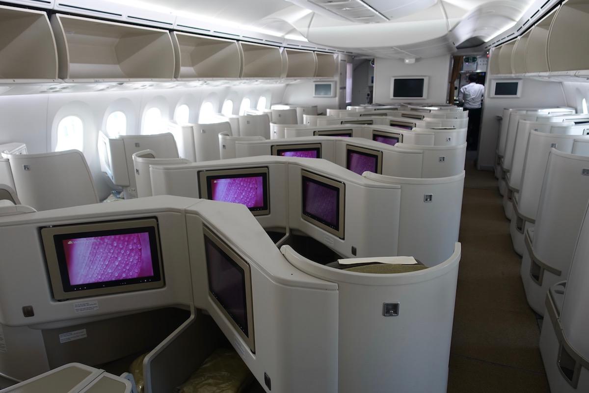 Vietnam Airlines 787 Business Class 2