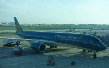 Vietnam Airlines A350 Business Class – 3