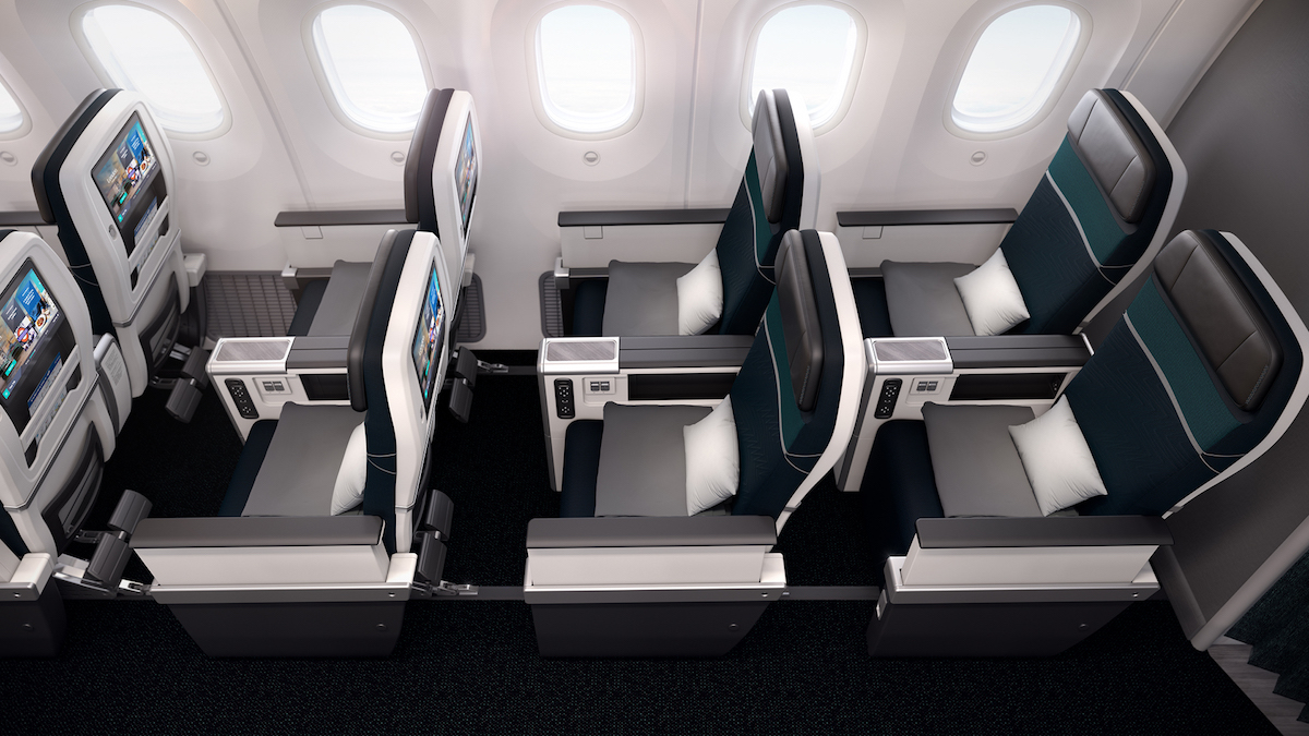 WestJet Reveals New 787 Interiors & Livery | One Mile at a Time