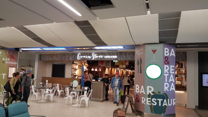Gatwick South Terminal Shops >> Review The Grain Store London Gatwick Priority Pass