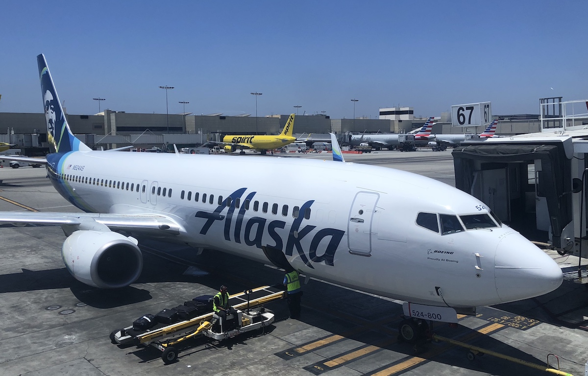 Alaska Airlines Business Card Review I One Mile At A Time